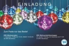 Weihnachtseinladung