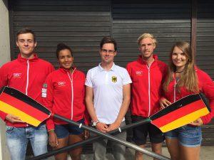 2016_08_WM Rotterdam U23 Sportler